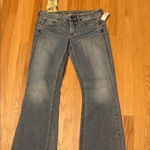 NWT Silver Lola Jeans
